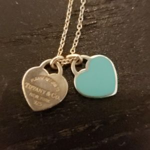 Tiffany necklace. Brand new